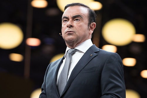 Carlos Ghosn: Nissan and Mitsubishi shares slump after chairman's arrest